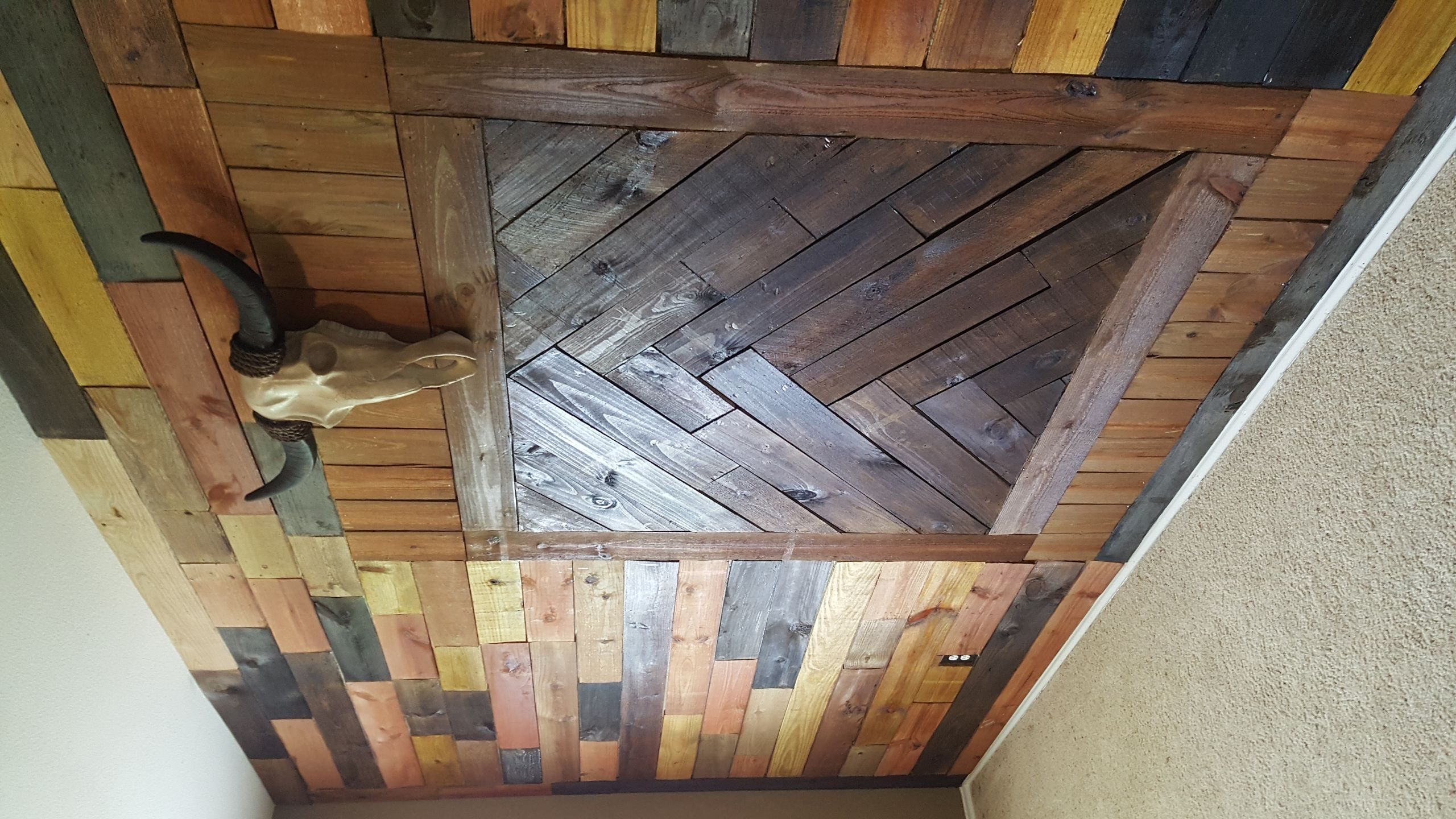 Planked Walls