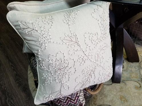 Cotton Patch Pillow