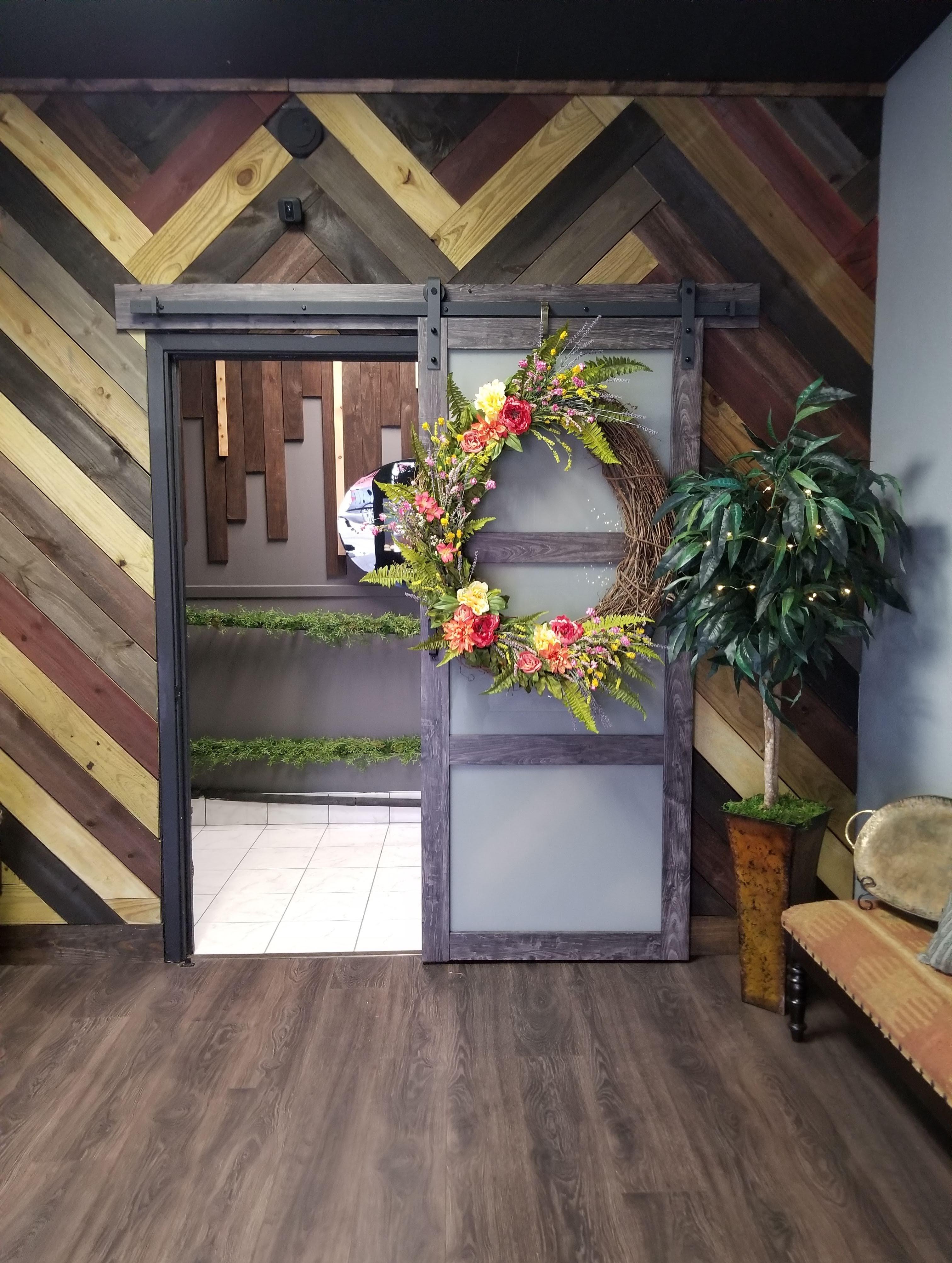 Custom Plank Walls
