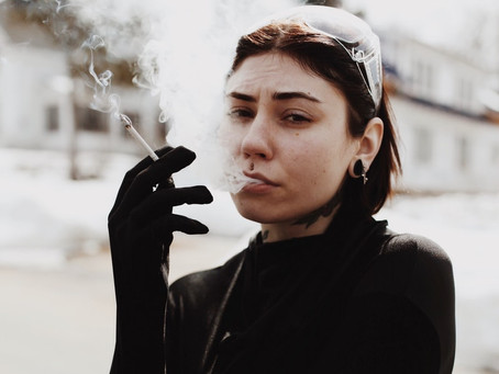 Smoking Kills- The Integrity of a Woman