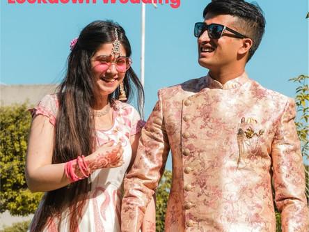 The Vidai-less Lockdown Wedding