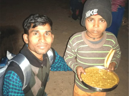 My Quest to End Hunger