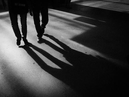 Walking Beside Myself