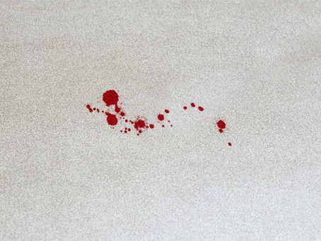 Four Ways To Remove Blood From Carpets
