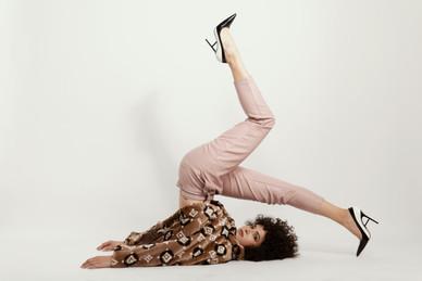 Photographer: Shai Franco Styling: Pini Zomer MUA: Nurit Chen  Hairstylist: Ben Ravivo