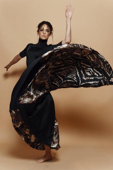 Photographer: Shai Franco  Styling: Pini Zomer  MUA: Galit Wertheim Hairstylist: Lidor Hadida
