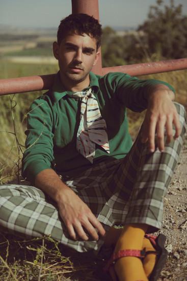 Photographer: Eran Levi Styling: Pini Zomer