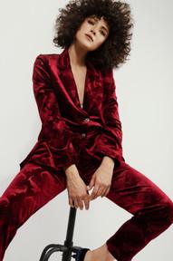 Photographer: Meir Cohen  Styling: Pini Zomer MUA: Nurit Chen  Hairstylist: Ben Ravivo