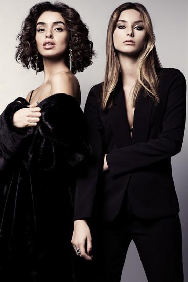 Photographer: Nir Slakman  Styling: Pini Zomer  MUA& Hairstylist: Michal Achdut