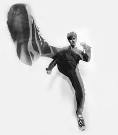 Photographer: Or Danon  Styling: Pini Zomer MUA& Hairstylist: Alex Sivakov