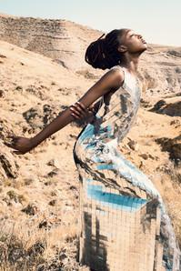 Photographer: Rafael Levy  Styling: Pini Zomer MUA: Daphne Beck