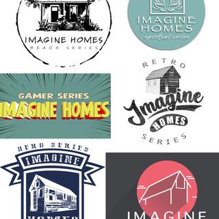 Imagine Homes_Logo Concepts