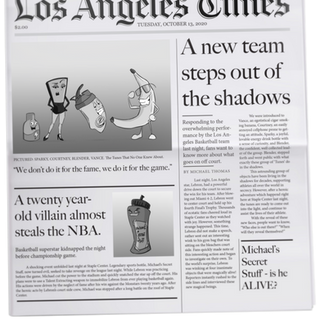 Court Side_Newspaper