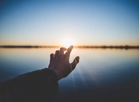 Reaching for Heaven: Some Thoughts on Prayer