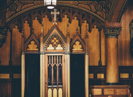 The Sacrament of Confession: Thoughts From a Former Protestant