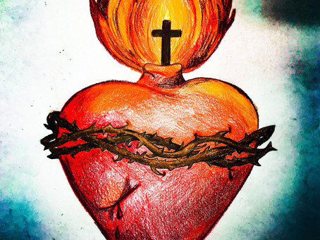 Walking With the Sacred Heart