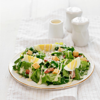 Caesar salad, 2018