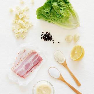 Caesar salad ingredient, 2017
