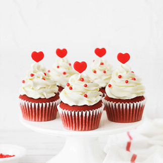 Red Velvet Cupcakes, 2021
