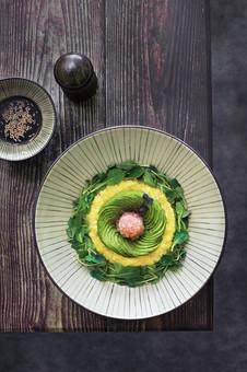 Avocado Pollack Roe Rice, 2021