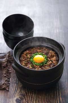 Beef Brisket Pot Rice, 2021