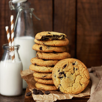 Chocochip cookies, 2018