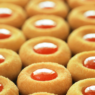Jam cookies, 2021