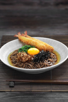 Fried shrimp Soba, 2021