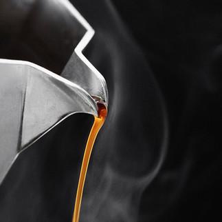 Moka pot coffee, 2017