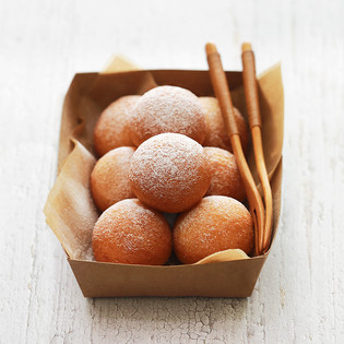 Ricotta Doughnuts, 2021