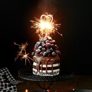 Birthday cake, 2018