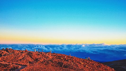 Hawaii Haleakala, 2013
