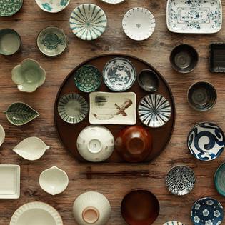 Japanese utensils, 2018