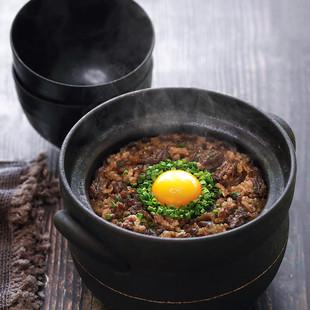차돌박이솥밥 ( Beef Brisket Pot Rice )