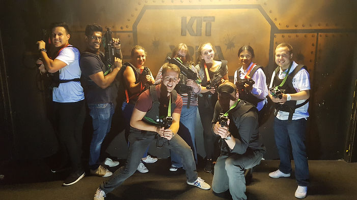 Exclusive use laser tag