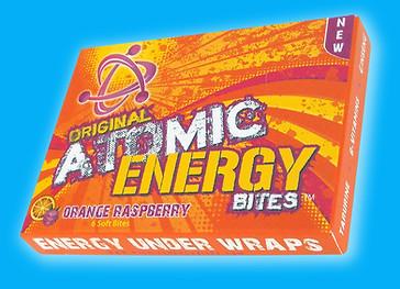 ATOMIC ENERGY BITES