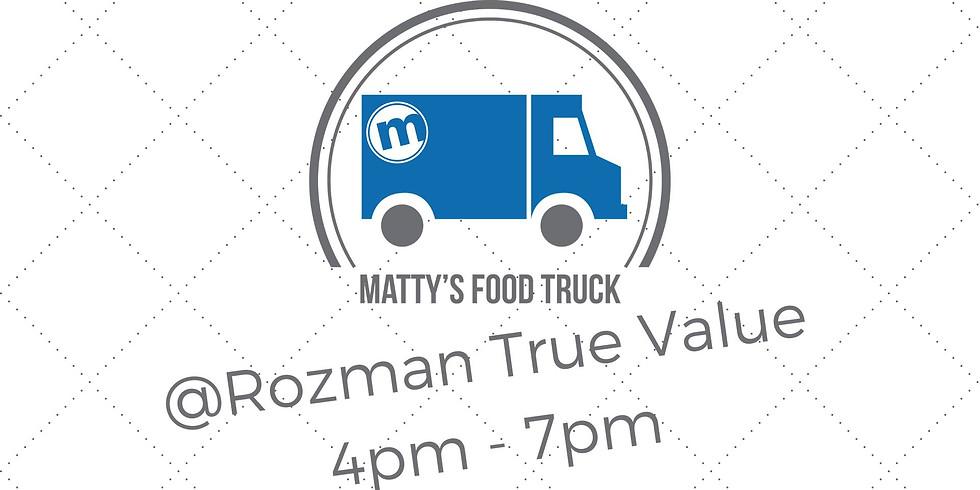 Matty's Fish Fry @Rozman's True Value