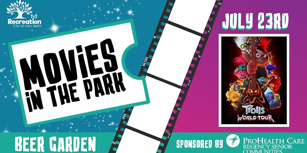 Movies in the Park: Trolls World Tour