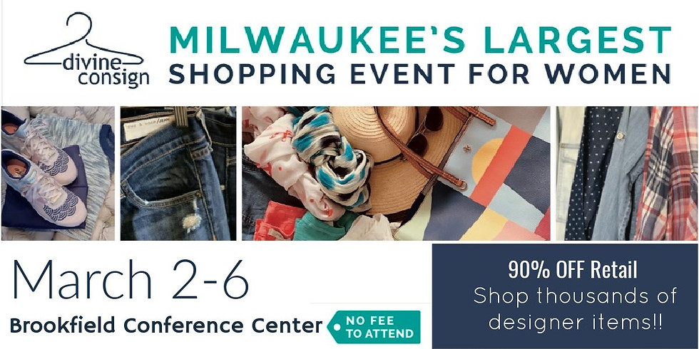 Unique Thrifting Event for Women