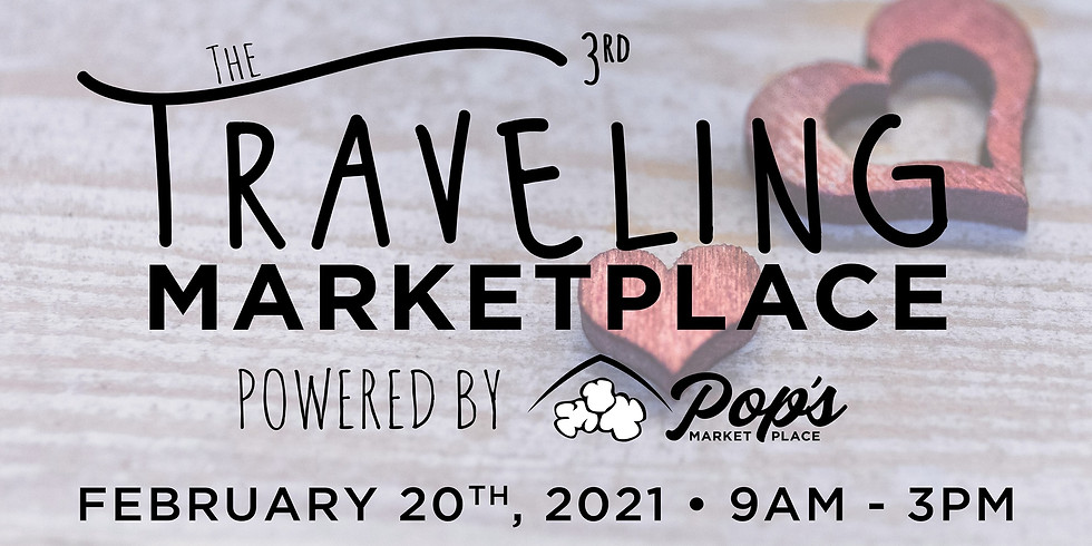 The Traveling MarketPlace Hosted By Pop's