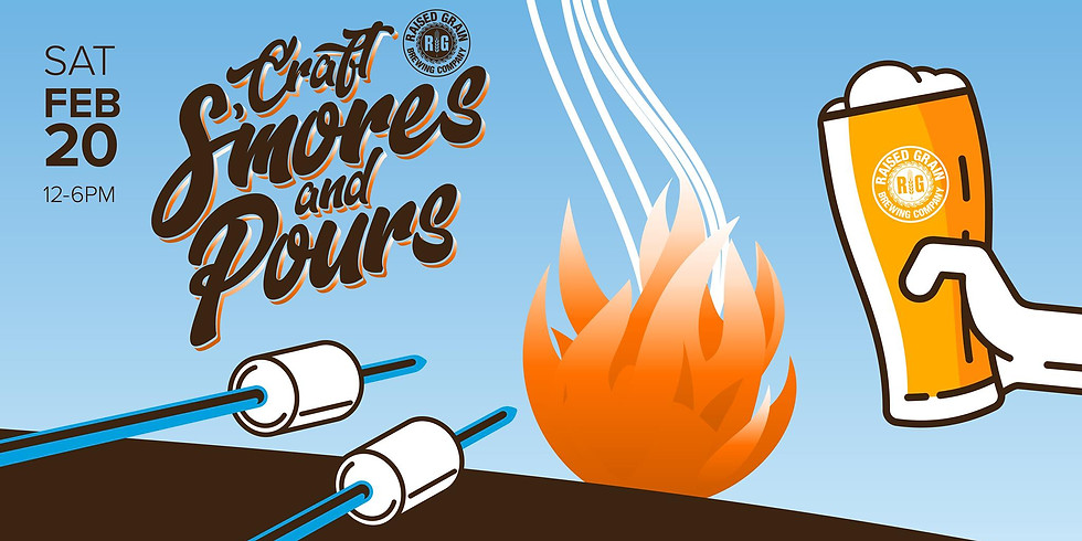 Craft S'mores and Pours