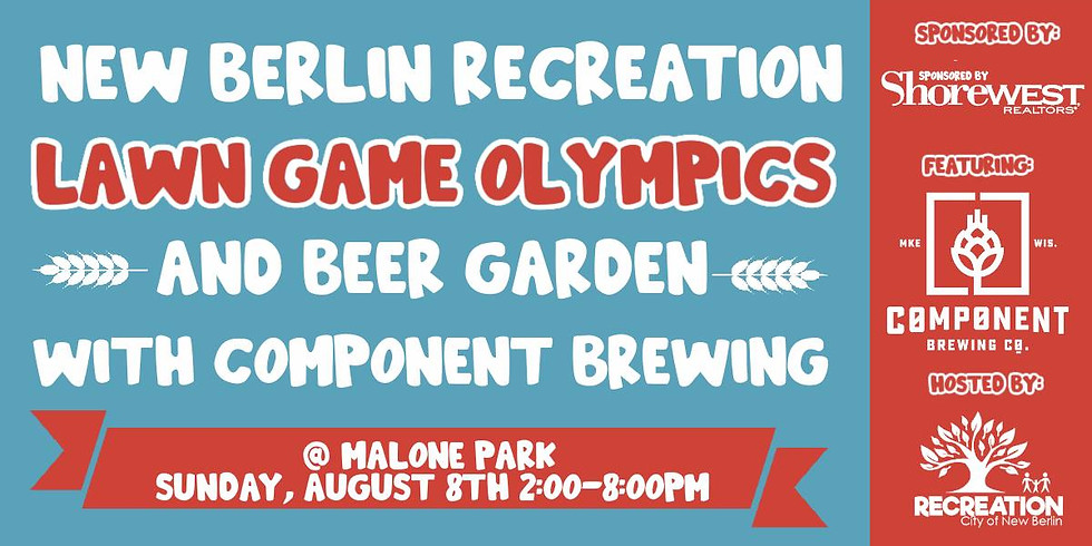 New Berlin Recreation : Lawn Game Olympics