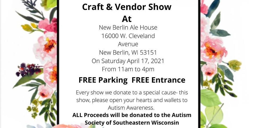 2nd Annual Spring Fling Craft & Vendor Show