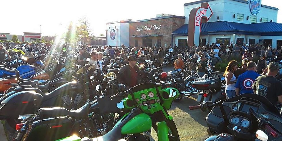 Bike Nite at Point Burger Bar