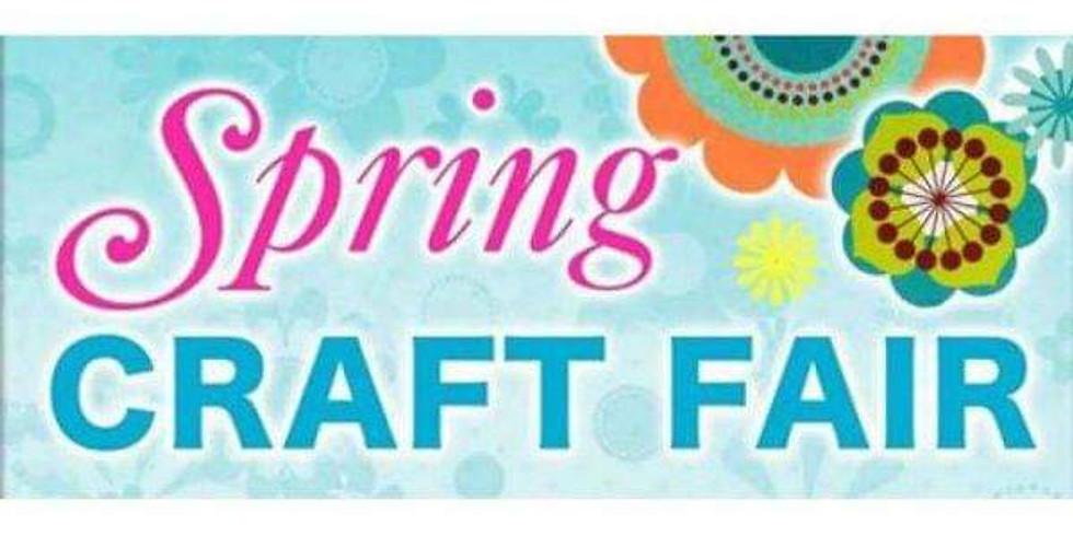 New Berlin Sportsplex Spring Craft and Vendor Fair