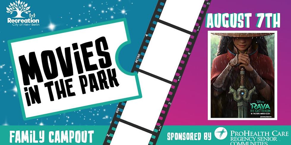 Movies in the Park : Raya