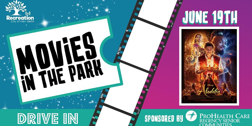 Movies in the Park : Aladdin
