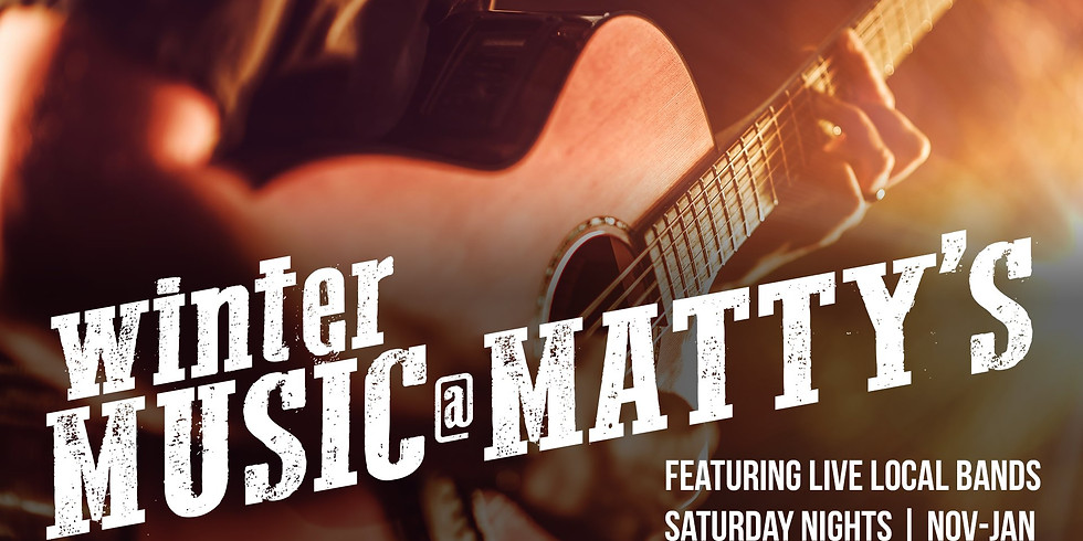 Saturday Night Music @ Matty's