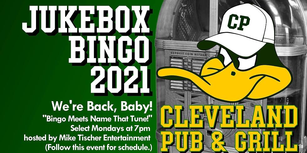 Jukebox Bingo!