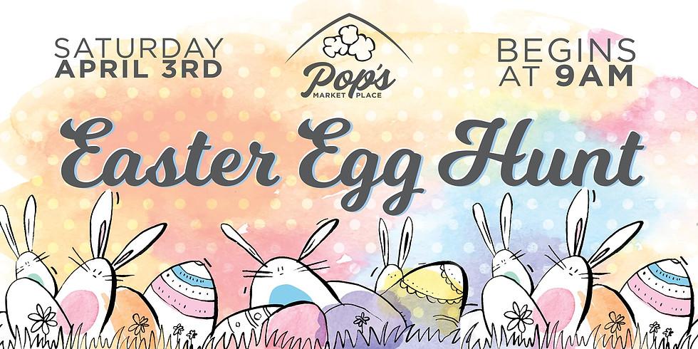 Easter Egg Hunt at Pop's MarketPlace
